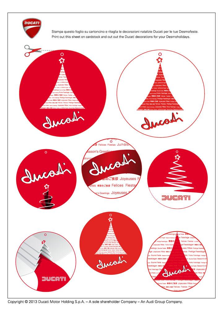 Ducati decorations 005