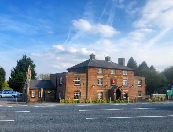 Cheshire branch meet location
