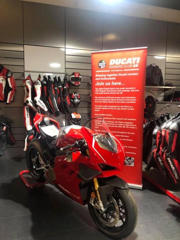 Ducati Nottingham
