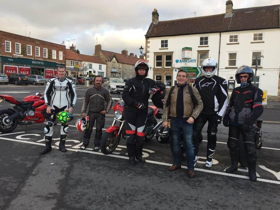 New years day ride out 2019