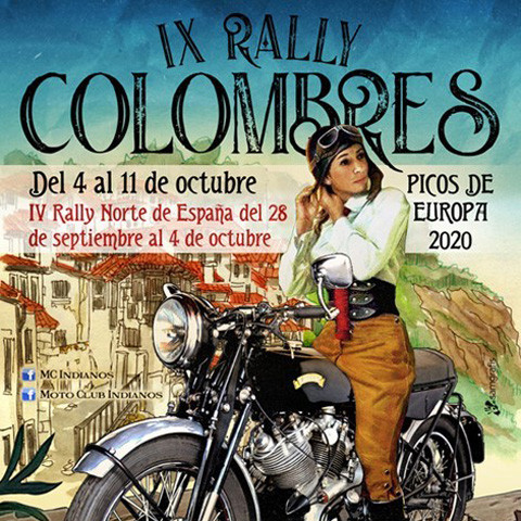 Motoclub Club Indianos, Colombres Rally 2021
