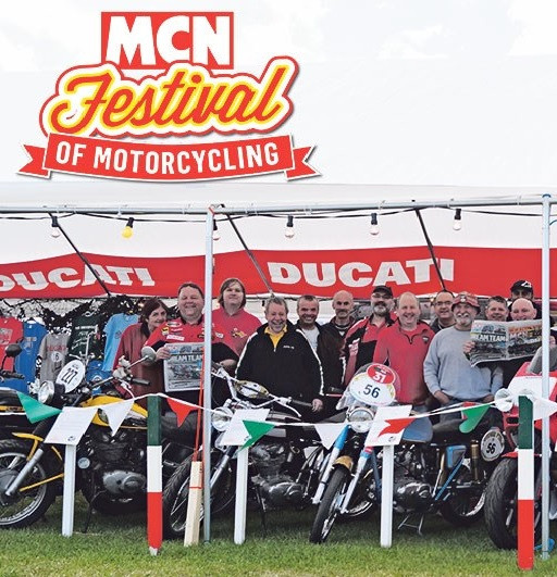 MCN Festival of Motorcycling 2019