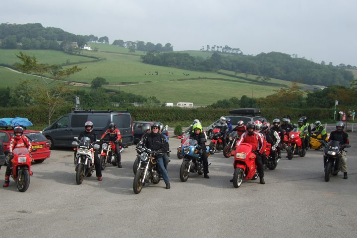 Southern Rally 2012